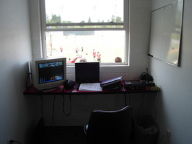 Thumbnail image for Broadcast Booth