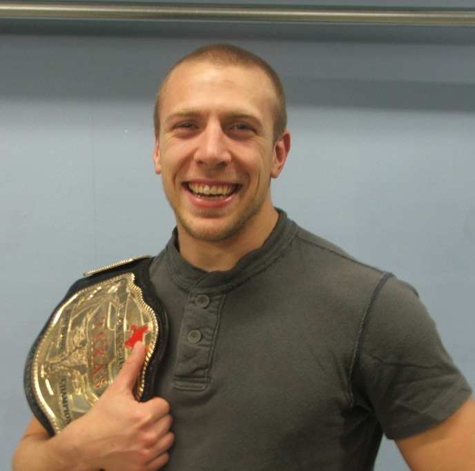 Daniel Bryan No Beard when wrestler Daniel Bryan